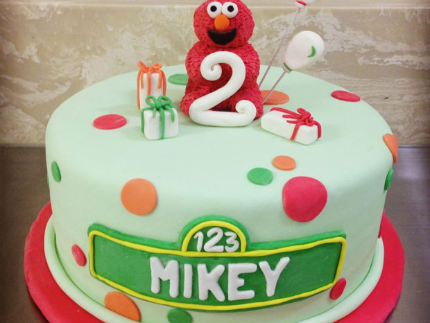 Happy 2nd Birthday Mikey!